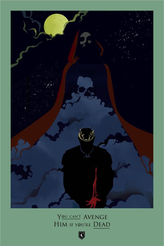 Colección Posters Juego de Tronos Temporada 2 Ficción